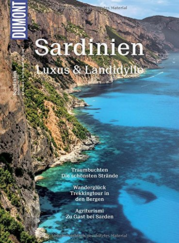 Preisvergleich Produktbild DuMont Bildatlas Sardinien: Luxus & Landidylle