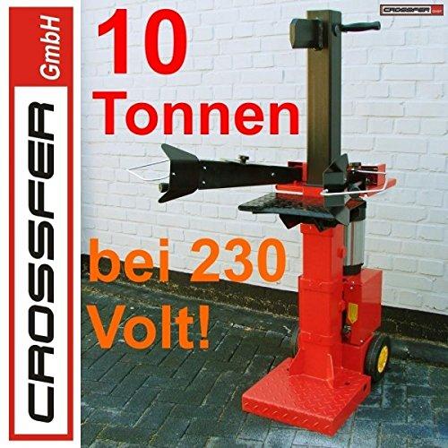 HOLZSPALTER HSP-10TS-230V STEHENDER 230V 127 CM - 10 TO