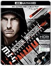 Mission: Impossible 4 - Ghost Protocol (Steelbook) (4K UHD & HD) (2-Disc)