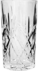 Bloomingville Drinking Glass, Clear, Glass Ø7xH14 cm