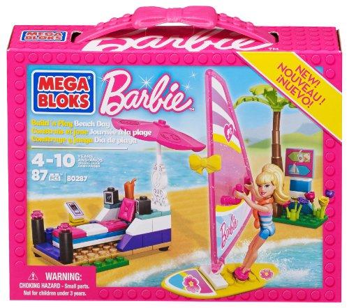 Barbie - Día de Playa Mega Brands 80287