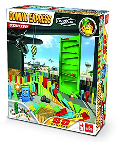 Goliath - 80812.212 - Jeu de Construction - Domino Express Starter