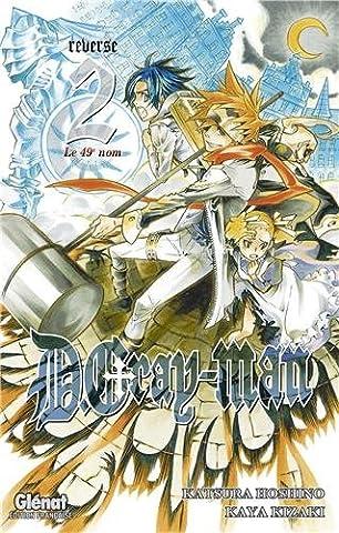 D.Gray-man - Reverse Vol.2