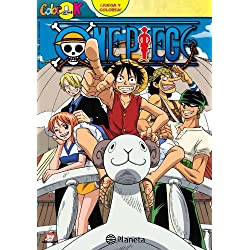 Color K. One Piece (Manga)
