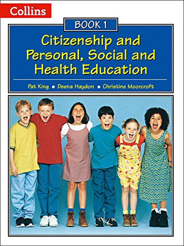 Collins Citizenship and PSHE – Book 1 por Pat King