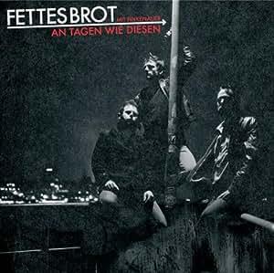 An Tagen Wie Diesen [Vinyl Single]