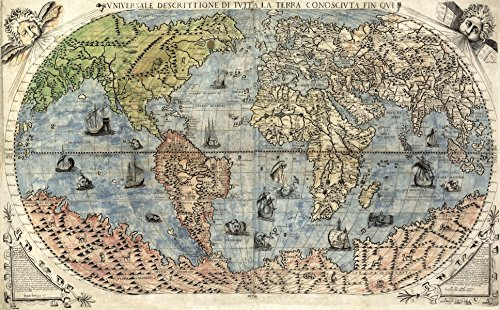 mp70-vintage-1565-historical-antique-old-world-nautical-sea-map-poster-reprint-a2-610-x-432mm-24-x-1