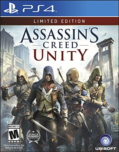 Assassin's Creed Unity – Limited Edition (PS4)