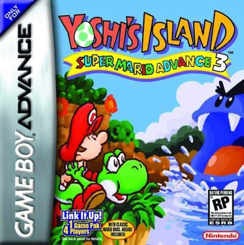 Yoshi's Island: Super Mario Advance 3 (GBA) by Nintendo