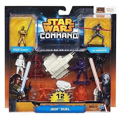 STAR WARS Rebels Jedi Duel Lot