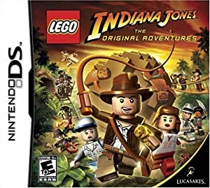 Lego Indiana Jones / Game