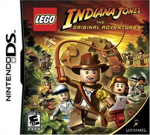 LucasArts LEGO Indiana Jones: The Original Adventures, NDS, ESP Nintendo DS...