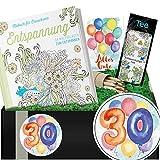30. Geburtstag | Geschenkidee Entspannung | 30-Geburtstag Geschenke Frauen