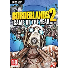 Pc Borderlands 2 Game Of The Year Edition - 2K GAMES