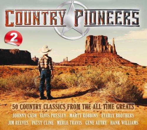 Preisvergleich Produktbild Country Pioneers-50 Country Classic
