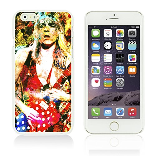 OBiDi - Celebrity Star Hard Back Case / Housse pour Apple iPhone 6 Plus / 6S Plus (5.5)Smartphone - Marvin Gaye Randy Rhoads