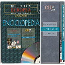 L- ENCICLOPEDIA UNIVERSALE MULTIMENDIALE + CD -- GARZANTI --- 1995 - C - ZCS402