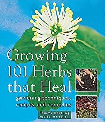 Growing 101 Herbs That Heal: Gardening Techniques, Recipes, and Remedies by Tammi Hartung (2000-02-15)