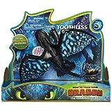 Cómo entrenar a tu dragón - Dragón gigante articulado Desdentado, Dragons Toothless (Bizak 61926626