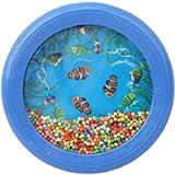 YiHan Ocean Wave Bead Drum, Gentle Sea Sound Musical Teaching Learning Preschool Educational Toy Baby Tambourine, Best…