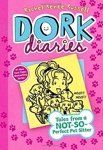 Dork Diaries 10: Tales from a Not-So-Perfect Pet Sitter por Rachel Ren Russell