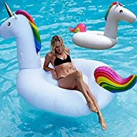 AllRight - Flotador gigante hinchable para piscina, playa, deporte, juguete para pizza de