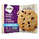 Best Oatmeal Raisin Cookies - NuGo Nutrition - Deliciously Baked Protein Cookie Oatmeal Review