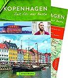 Bruckmann Reiseführer Kopenhagen: Zeit für das Beste. Highlights, Geheimtipps, Wohlfühladressen. Inklusive Faltkarte zum Herausnehmen. NEU 2018