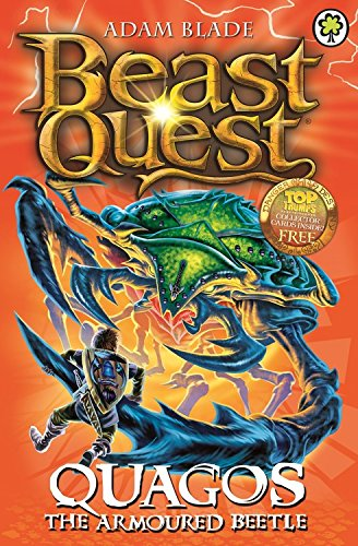 86: Quagos the Armoured Beetle (Beast Quest)