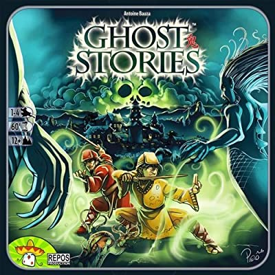 Asmodée - GHOMU01EN - Ghost Stories