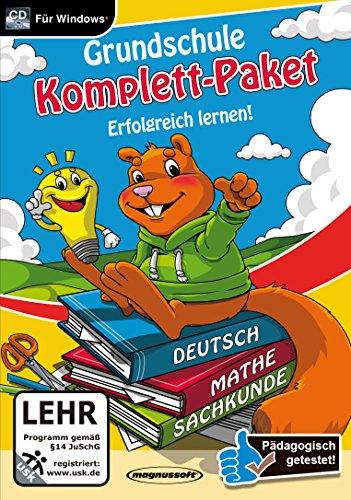 Grundschule Komplettpaket (PC) (10 Ben Pc)