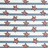 Laura Jersey Stoff / Kinderstoff - Öko-Tex Standard 100 -