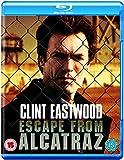 Escape From Alcatraz [Edizione: Regno Unito] [Reino Unido] [Blu-ray]