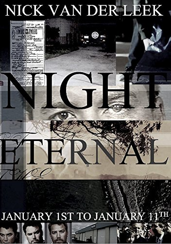 Night Eternal: January 1st to January 11th (Amber Alert Book 3) (English Edition)