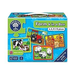 Orchard Toys - Puzzles de Ferme