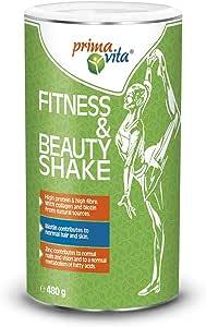 Primavita - Shake Fitness e Bellezza, 480 g, 16 porzioni
