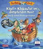 VORLESEMAUS, Band 11: Käpt'n Klabauter im dampfenden Meer: und 5 weitere Piratengeschichten