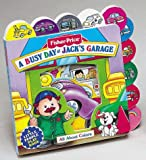 A Busy Day at Jack's Garage: All about Colors (Fisher-Price Little Pockets PlayBooks)