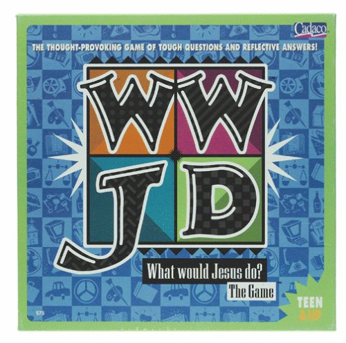 What Would Jesus Do? The Game [englischsprachige Version]