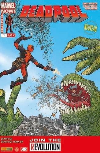 Deadpool T.1 par Gerry Duggan, Brian Posehn, Tony Moore