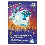 Ursus Laternen-Bastelset Easy Line (mit Laternenstab elektrisch, Elfe)