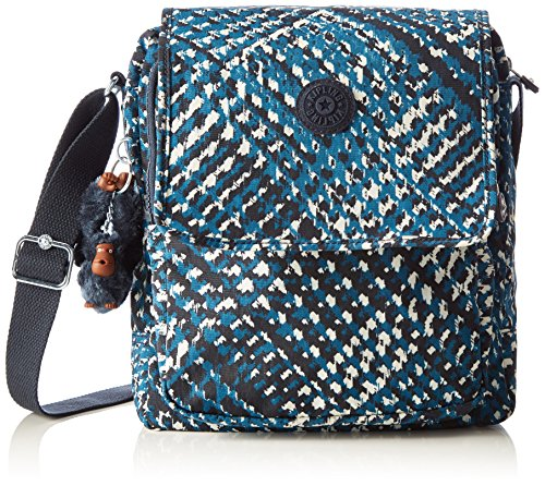 Kipling Netta, Borsa a Tracolla Donna Multicolore (78M City Highlight)