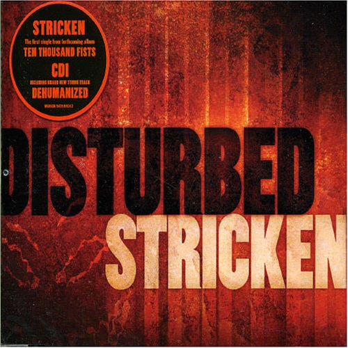 Stricken [2 Track CD]