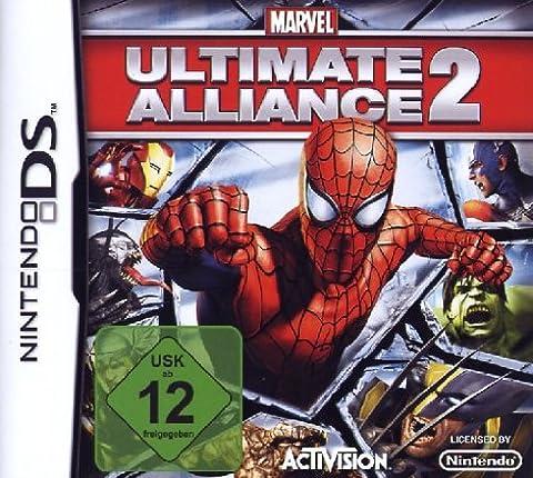 Marvel: Ultimate Alliance 2 (Superhelden Spiele)