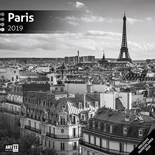 Paris 2019 Broschürenkalender por Ackermann Kunstverlag