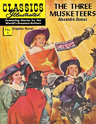 the-three-musketeers-classic-graphic-novel-book-1-english-edition