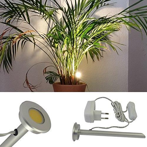 L&E®19009910 - LED Zimmerpflanzenleuchte