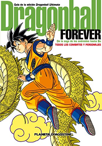 Dragon Ball Forever (Manga Shonen) por Akira Toriyama