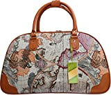 kézitáska Women's Top Handle Travel Duffle Bag