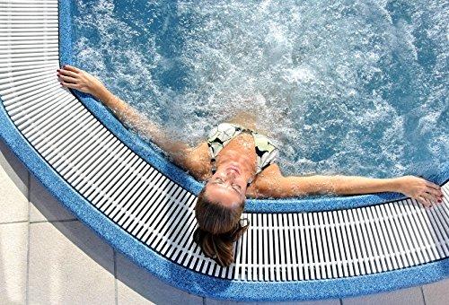 10L Whirlpool Reiniger Desinfektion Reinigungsmittel für Whirlpools und Whirlwannen Whirl Poolreiniger gegen Keime, Bakterien, Pilze, Legionellen